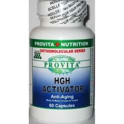 HGH  ACTIVATOR   ANTIAGING - 60 cps - 178,00 lei